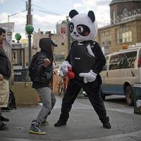 Stresszcsökkentő: Húzz be a Pandának!