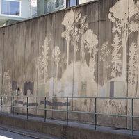 Inverz graffiti - művészet és reklám