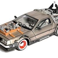 Vissza a jövőbe DeLorean külső merevlemez