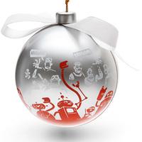 TannenBomb, karácsonyfadísz a nyugalom megzavarására