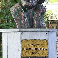 Magyar muszlim - török nyomda alapítója - Ibrahim Müteferrika