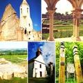 Élő történelemóra a Balaton déli partján - avagy az öt legszebb Árpád-kori emlék