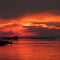 A vörös Balaton