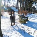 Téli séta kilátással és romantikával