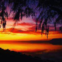 Őszi színek, ahhhh! #naplemente #fonyódliget #balatoni_este #balatoni_fotók #balaton_ősszel
