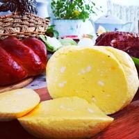 Sárga túró - édes húsvéti hagyomány sonka mellé