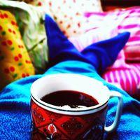 Ilyen időben a sellők is forró teát isznak. :-) #ősszelisbalaton #megfagyok #forrotea #bekuckozok