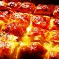 Az étel, amiért a cukkinit teremtették - cukkinis, márványsajtos ropogós