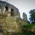 Romantikus várrom lélegzetelállító panorámával a Balaton-felvidékre