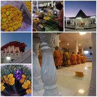 Makha Bucha ünnep van ma Thaiföldön!