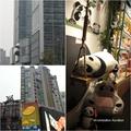 Mindeközben Kínában - Chengdu PANDÁK