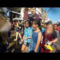 Songkran - Bangkok, Thailand 2018 -สงกรานต์