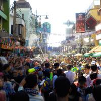 Sawasdee Pee Mai! Boldog Új Évet! Ilyen a Songkran Thaiföldön!