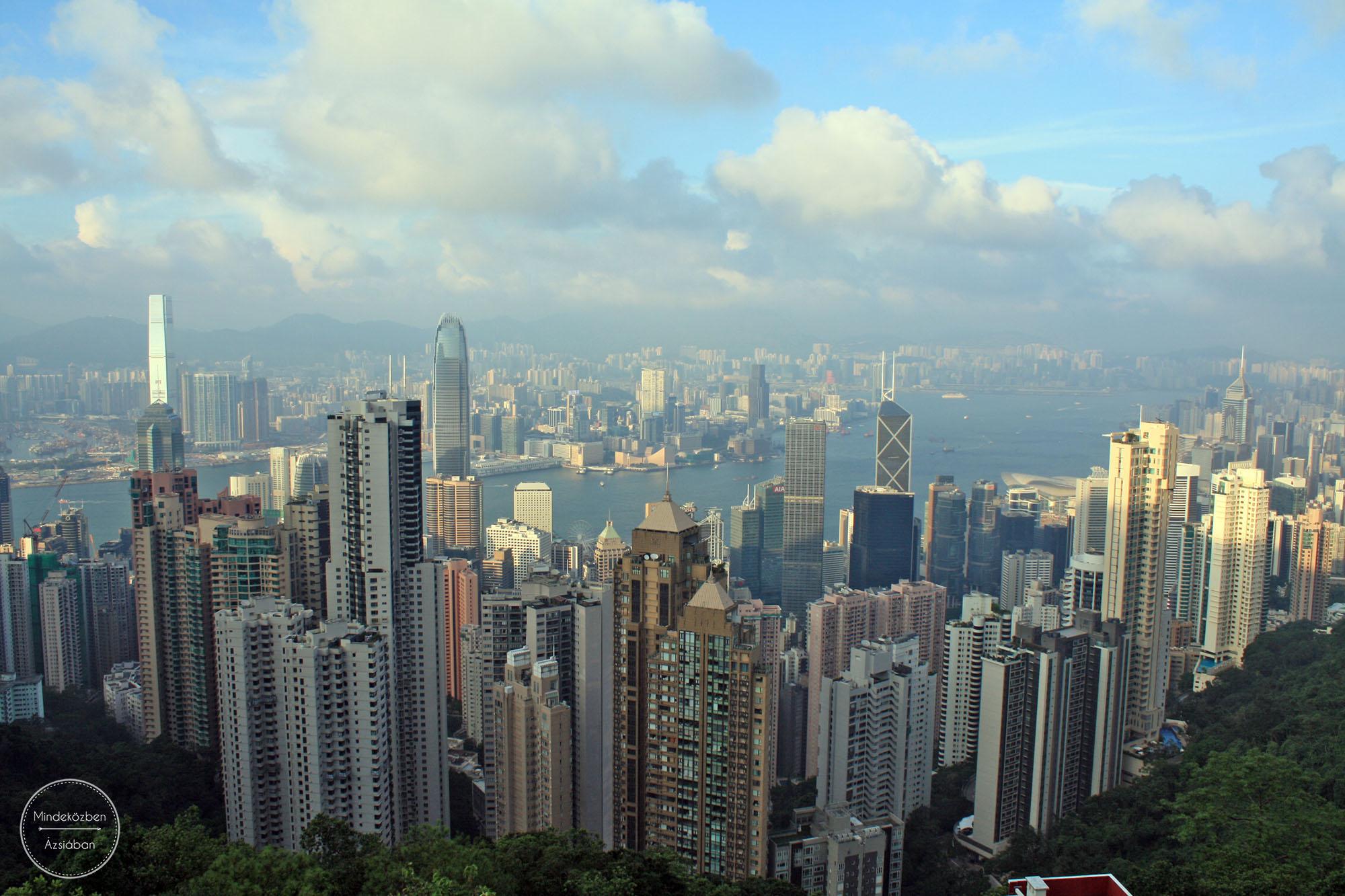 Felhőkarcolók legóvárosa  HONG KONG! - Mindeközben Ázsiában bed114b0aa
