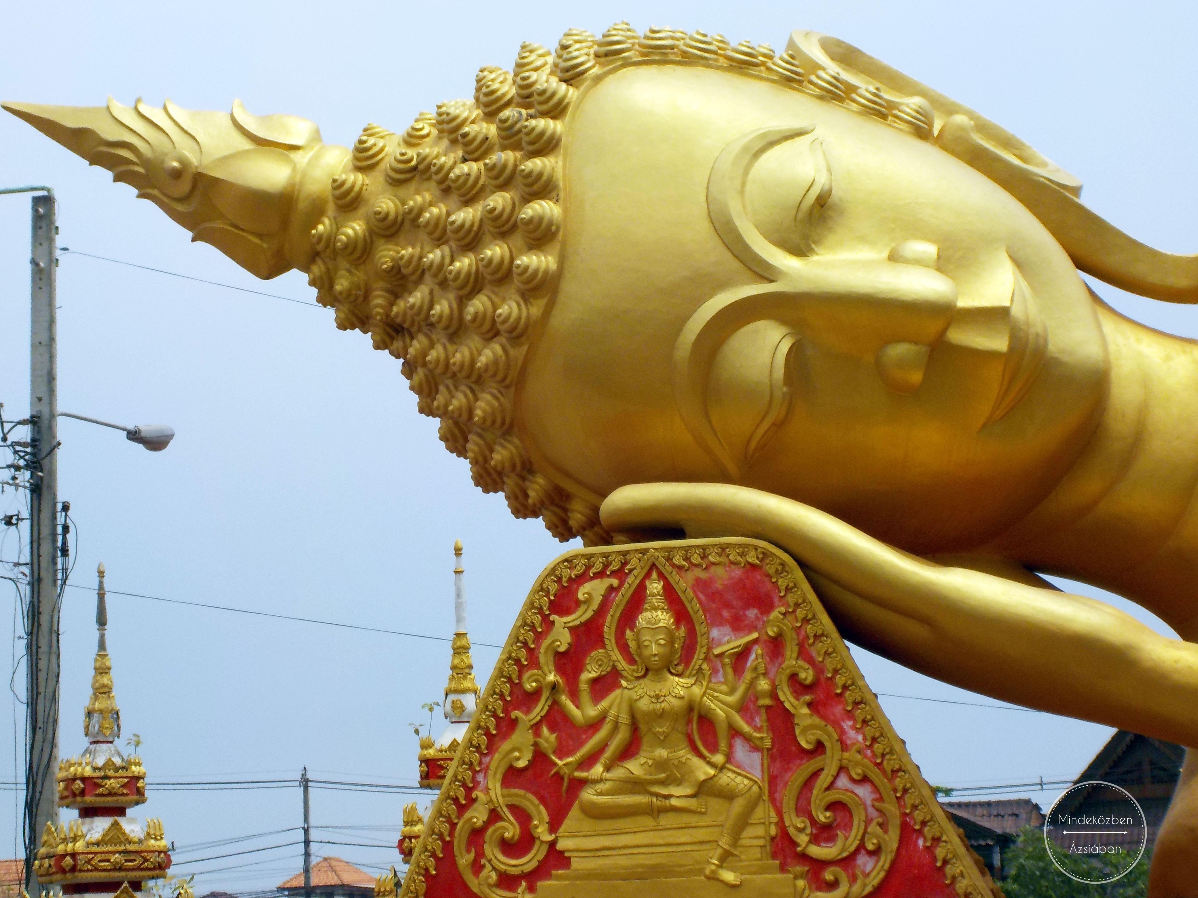 Minden országba kell egy giga Buddha. Ide is.