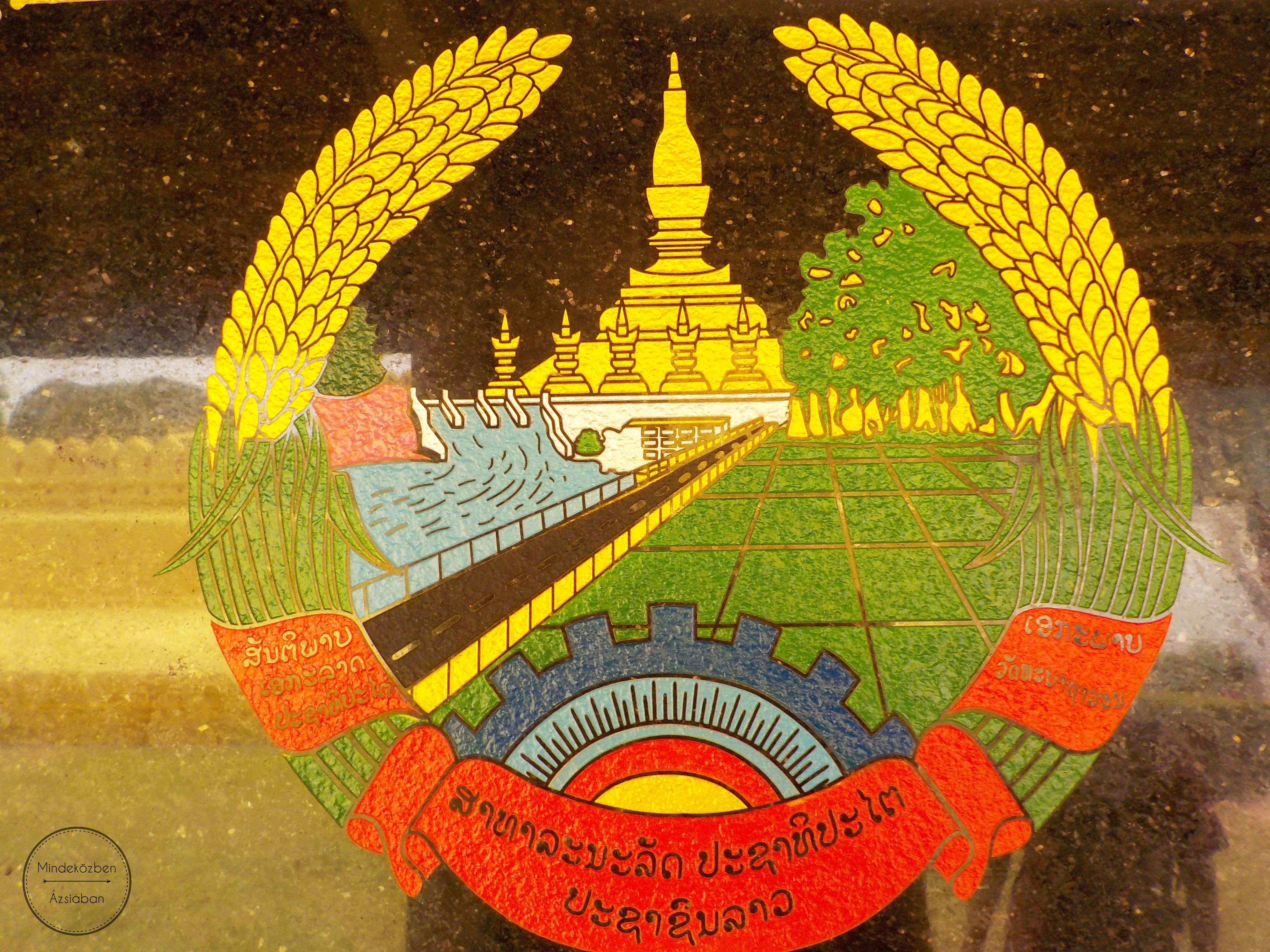 """Vientiane  """"a királyi szantálfa erdeje"""" illetve """"a Hold városa ... a8361947de"""