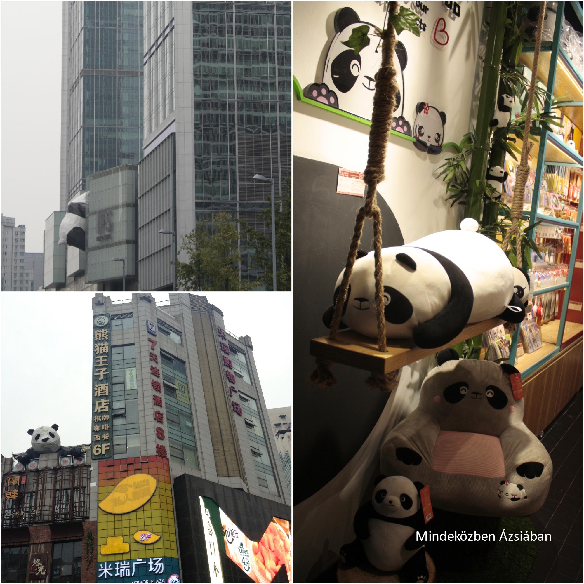Mindeközben Kínában - Chengdu PANDÁK - Mindeközben Ázsiában a8945ec26a