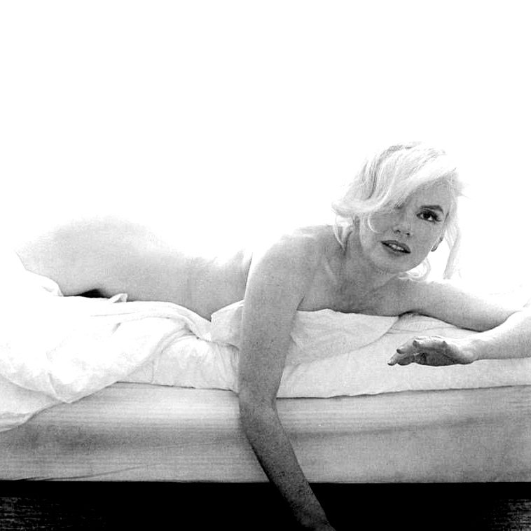 Good Morning marilyn Bert Stern1962.jpg