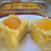 Sárgabarackos túrós kölessüti, azaz ország tortája ihlette