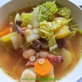 Minestrone leves gazdagon