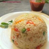 Háromgabonás tarka rizs