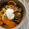 Szoljanka, az orosz uborkás marharagu leves