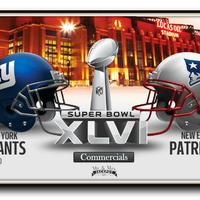 Mit együnk Super Bowl 2012 alatt