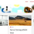 Új honlap: http://mindenmese.hu/