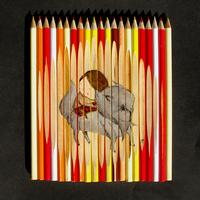 Művészet a ceruzán
