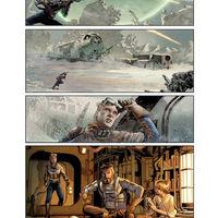 Nyolcrészes képregény készül a Csillagok Háború első forgatókönyvéből