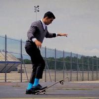 Freestyle skate divatosan