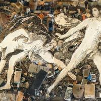 Szarból várat - újrahasznosított művészet