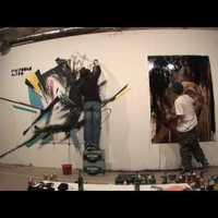 Festékszóró párbaj - Jaybo és Remi/Rough