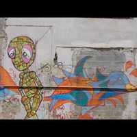 Street art Tel Aviv-ban by Nadav Malter