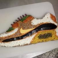 Ehető Nike cipő