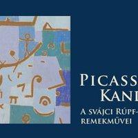 Picasso, Klee, Kandinszkij