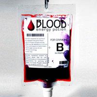 Igyál vért, karban tart...