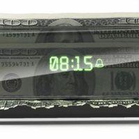Az idő pénz - főleg ha az ébresztőd megsemmisíti