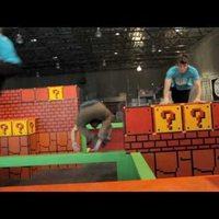 Super Mario Freerunning