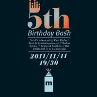MashKulture 5.szülinap Birthday Bash