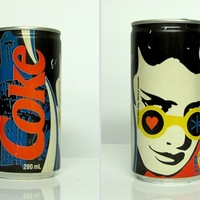 Vintage Coke Pop Design