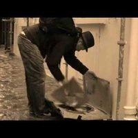 Nick Walker Párizsban fest