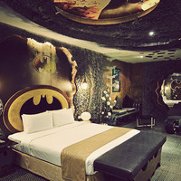 Aludj Batmannél