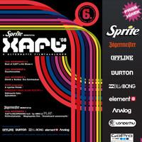 XAFT '08 - november 7-8-9