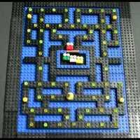 Retro számítógépes játékok és a Lego