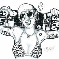 Tetovált csajok Adam Isaac Jacksontól