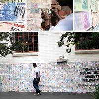 Zimbabwe utcáin