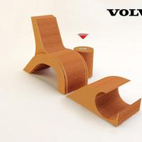 Volvo szék