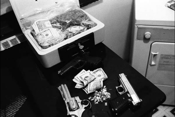 fegyver drog
