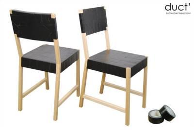 ragasztószalag szék